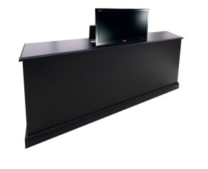TV cabinet with lift, remote control lift