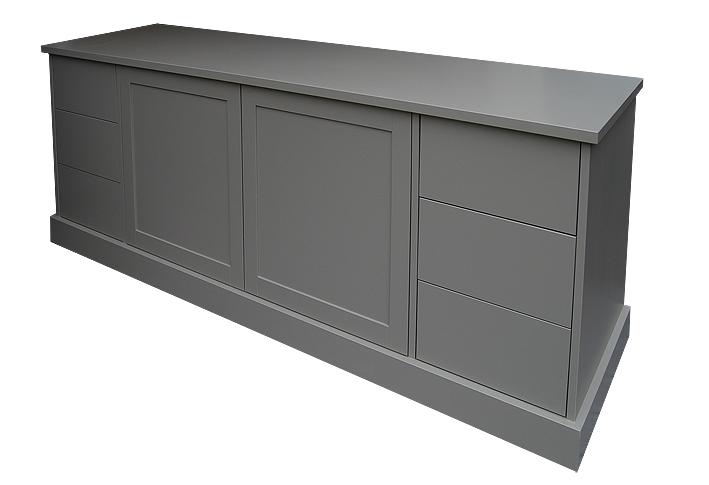 Custom made AV cabinets