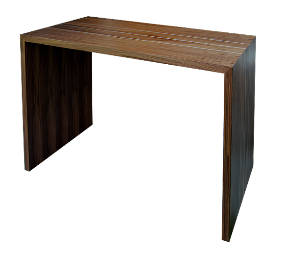 American black walnut kitchen table