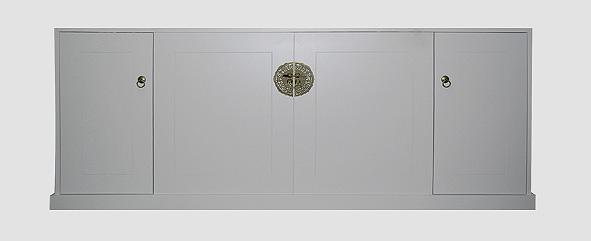 pop up end of bed tv cabinet with lift. Black Bedroom Furniture Sets. Home Design Ideas