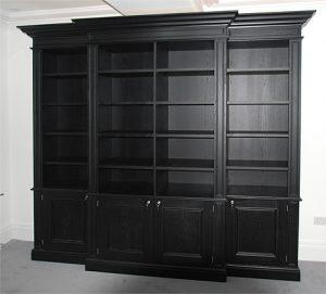 Bespoke study bookcase