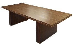 American black walnut dining table