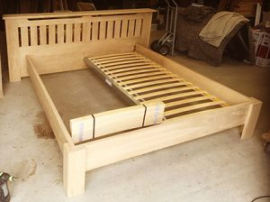 oak radiator cover bed