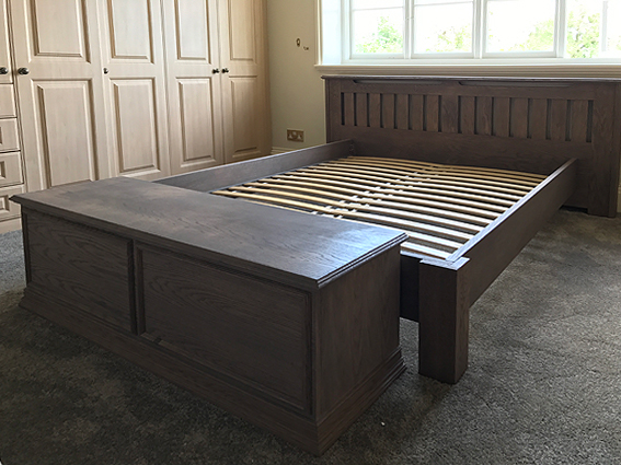 radiator cover bed