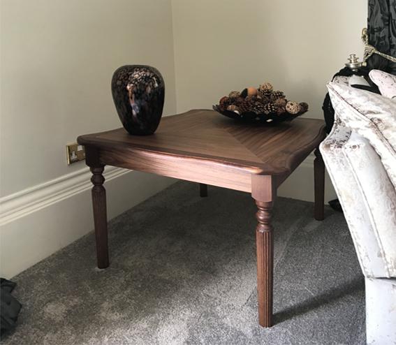 american walnut table