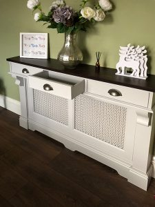 Kensington radiator cover