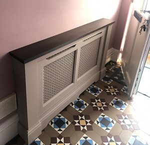 Knightsbridge radiator covers
