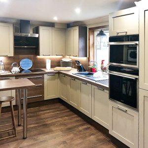 Bespoke kitchen by SPK cabinetmaking