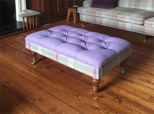 bespoke footstools
