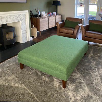 green footstool 3